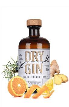 Dry Gin - Ingwer - Zitrone -Orange