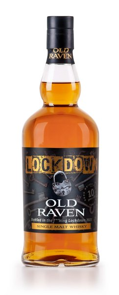 Whisky Old Raven Lockdown