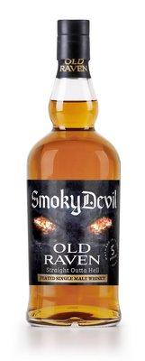 Whisky Old Raven Smoky Devil