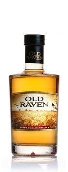 Whisky Old Raven Smoky 0,5l