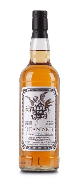 Whisky Teaninich 9yo