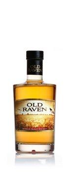 Whisky Old Raven Smoky 0,35l